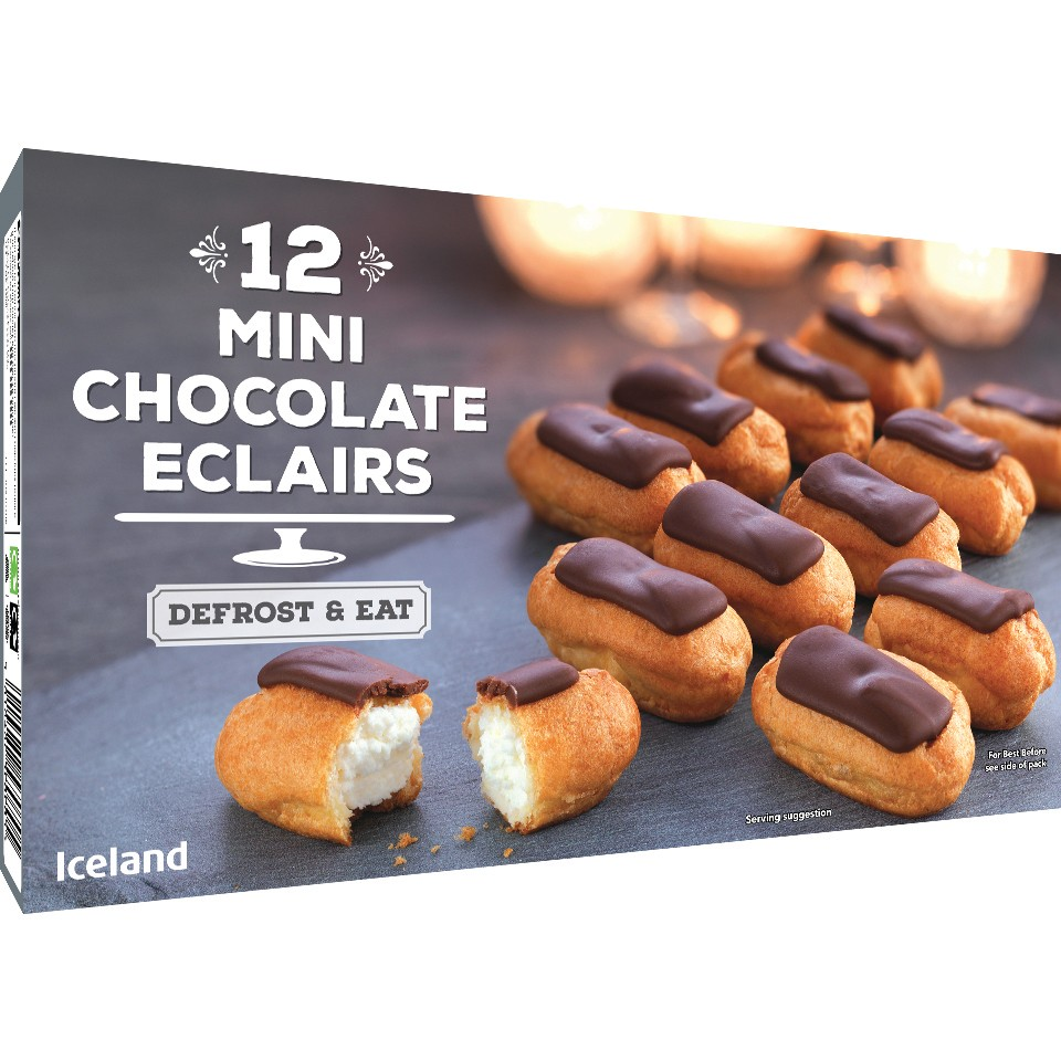 Iceland Party Finger Food
