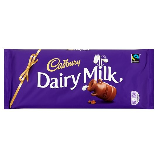 Cadbury Free Chocolate Bar
