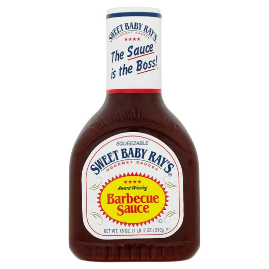 Sweet Baby Rays Barbecue Sauce 510g