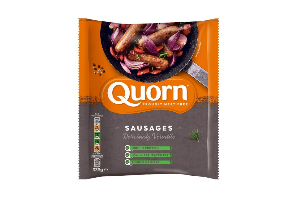 Quorn Whole Foods