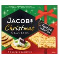 Jacob's Festive Selection Christmas Crackers 450g