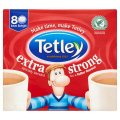 Tetley Extra Strong 80 Tea Bags 250g