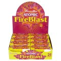 Ferrara Pan Atomic FireBlast Hot Hard Candy Sweets 24 Count