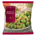Iceland Sprouts & Bacon 480g