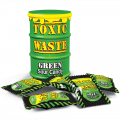 Toxic Waste Green Sour Candy Drum 56g