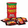 Toxic Waste Red Sour Candy Drum 52g