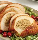 Roast From Frozen Boneless stuffed Turkey Breast Joint  2.5Kg