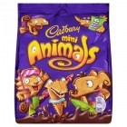 Cadbury Mini Animals 6 Bags 132g