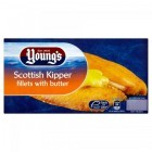 Young's 170g Kipper Fillets With Butter