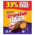 Cadbury Crunchie Blast 4 x 100ml