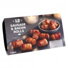 Iceland 12 pigs in blankets 300g