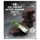 Iceland 18 Ice Cream After Dinner Mints 450ml