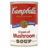 Campbell's Condensed Cream of Mushroom Soup 295g