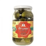 Homemade Salted Gherkins 860gr