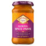 Patak's Korma Curry Spice Paste