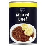 Happy Shopper Minced Beef with Onions in Gravy 392g