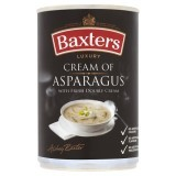 Baxters Luxury Cream of Asparagus with Fresh Double Cream 400g