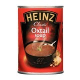 Heinz Classic Oxtail Soup 400g