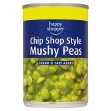 Happy Shopper Chip Shop Style Mushy Peas 300g