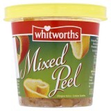Whitworths Mixed Peel 100g