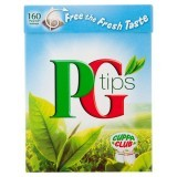 PG tips 160s Pyramid Teabags 500g