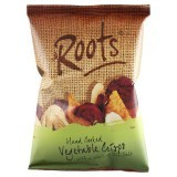 Roots Hand Cooked Vegetable Crisps with a Pinch of Sea Salt 40g
