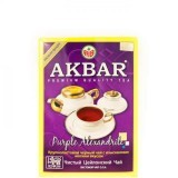 Black tea '' Purple Alexander '' «Akbar» 100g