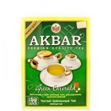 Loose Green tea '' Green Emerald '' «Akbar» X20