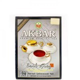 Black tea '' Earl Grey '' «Akbar» 100g