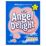 Angel Delight Strawberry Flavour 59g