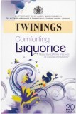 Twinings liquorice tea 20 Teabags 40g
