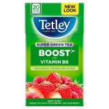 Tetley 20pk Berry Burst Tea Bags