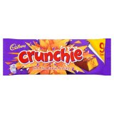 Cadbury Crunchie Chocolate Bar 9 Pack 235g