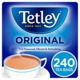 Tetley Original 240 Tea Bags 750g