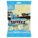 Walker's Nonsuch English Creamy Toffees 150g