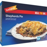 Iceland Meal For One Shepherds Pie 500g