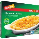 Iceland Meal For One Macaroni Cheese 500g