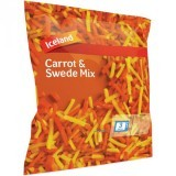 Iceland 900g Diced Swede & Carrot mix