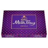 Cadbury Milk Tray Chocolate Box 530g