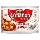 Nestlé Carnation Topping Extra Thick Cream 170g