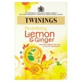 Twinings Revitalising Lemon & Ginger 20 Teabags