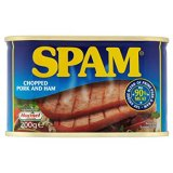Spam Chopped and Ham 200g