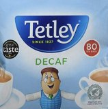 Tetley 120pk Decaf Tea Bags