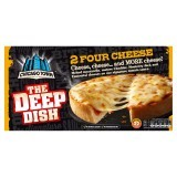 Chicago Town The Deep Dish Four Cheese Pizzas 2 x 155g (310g)