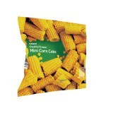 Iceland Freshly Frozen Mini Corn Cobs 625g