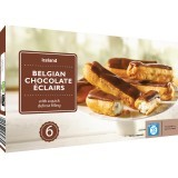 Iceland Belgian Chocolate Éclairs 160g