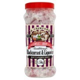 R. Crawford Traditional Blackcurrant & Liquorice Fruit Flavoured Sweets 1.5kg