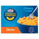 Kraft Macaroni & Cheese Dinner Chorizo 380g