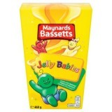 Maynards Bassetts Jelly Babies Sweets Carton 460g
