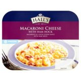 Hall's 400g Cheese Mac & Ham Hough